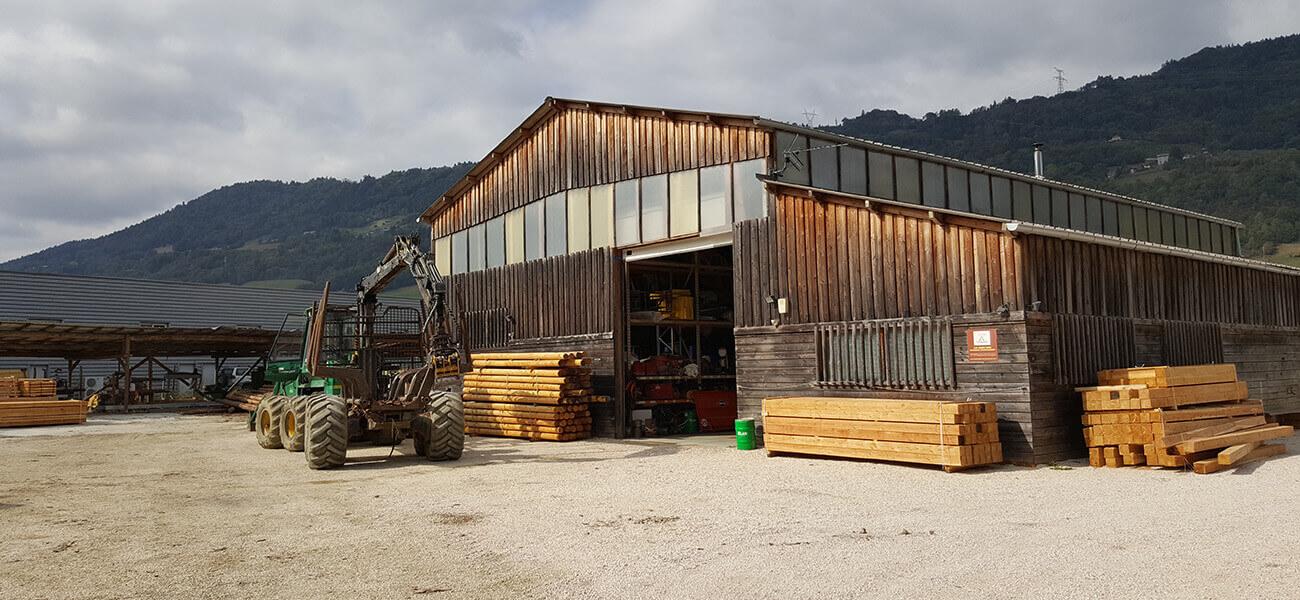 Depot la Rochette