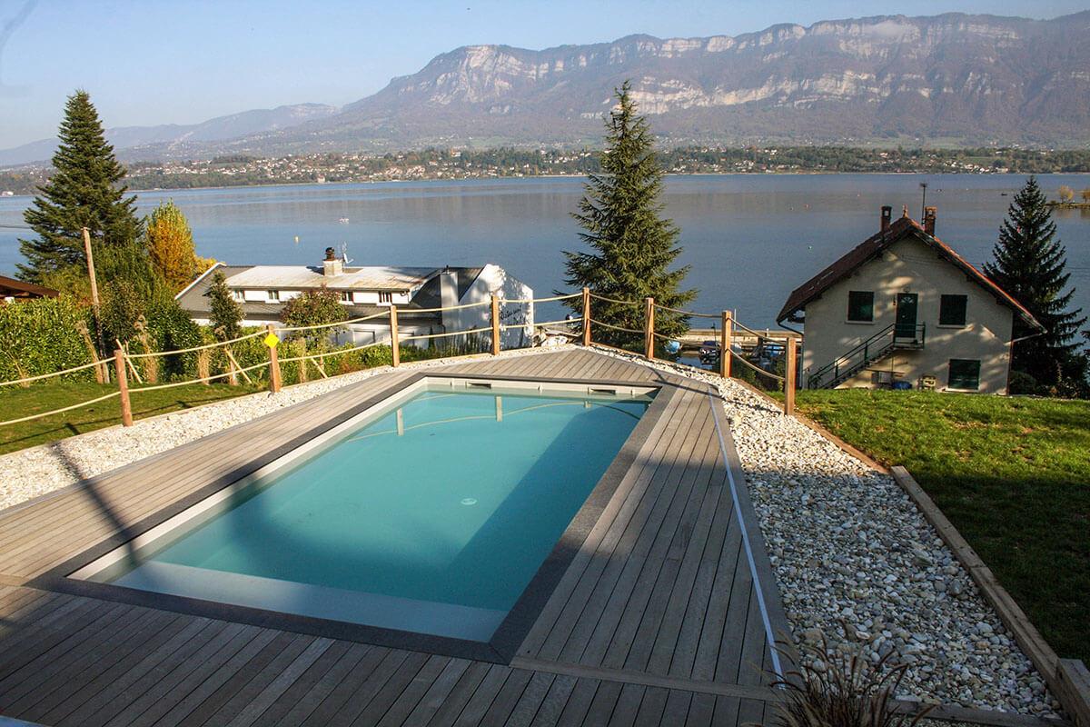 Les diff rents types de piscine dynamique environnement for Piscine prefabriquee