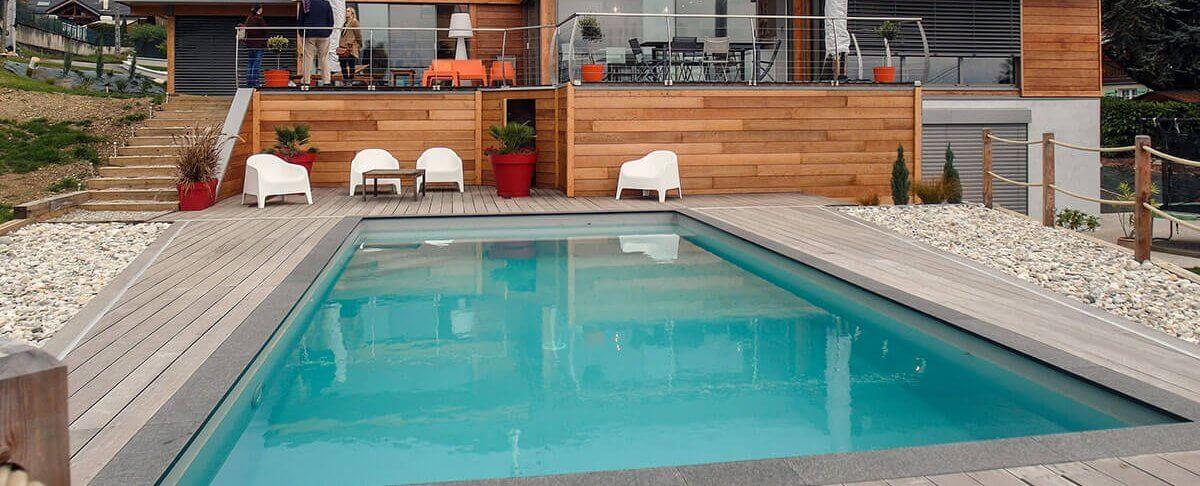 Les diff rents types de piscine dynamique environnement for Environnement piscine
