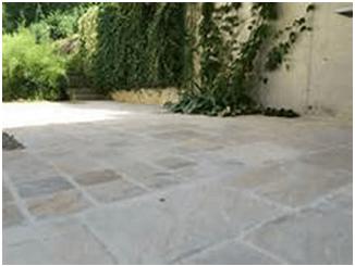 Les diff rents types de dallages dynamique environnement - Dalle terrasse pierre reconstituee ...
