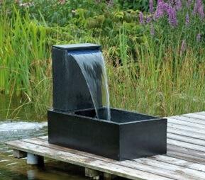 Installer une fontaine dans votre jardin - Dynamique ...