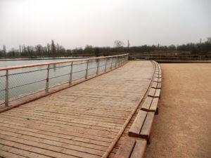 pont herbens canal jonage